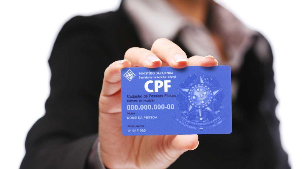 Consulta RG Online pelo CPF