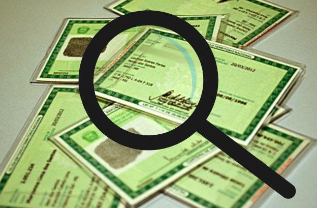 Consulta RG Online