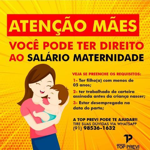 Salário Maternidade 2020