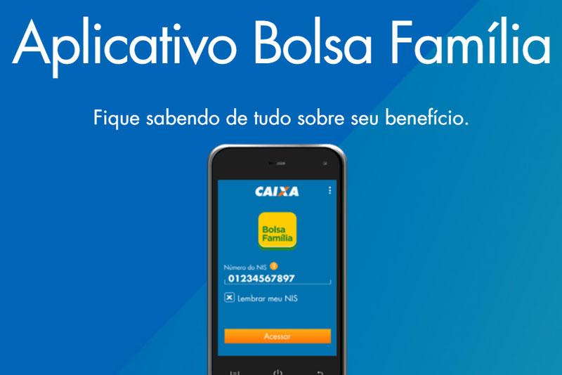 Aplicativo do Bolsa Família