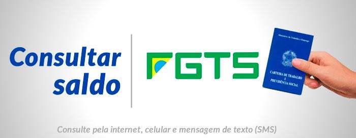 Consulta Saldo FGTS