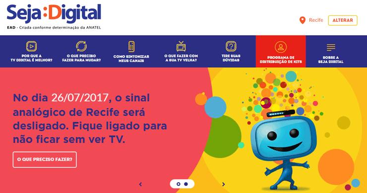 SEJA DIGITAL Bolsa Família